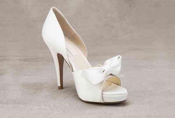 Wedding Shoes Pronovias