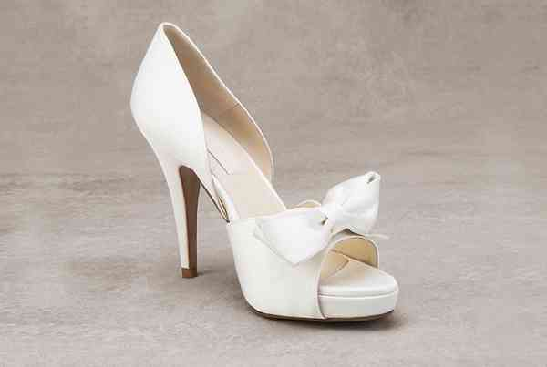 Wedding Shoes Pronovias