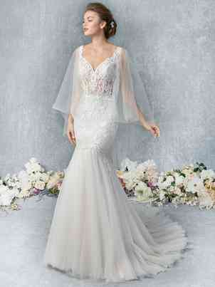Wedding Dresses Kenneth Winston