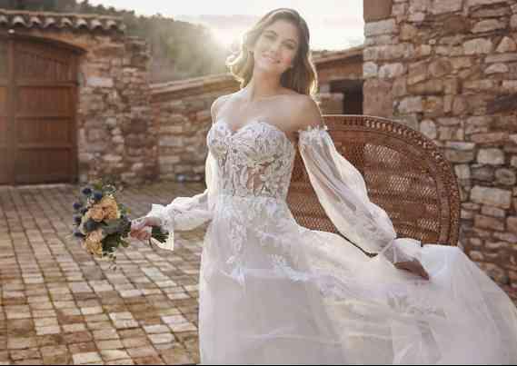 Wedding Dresses White One