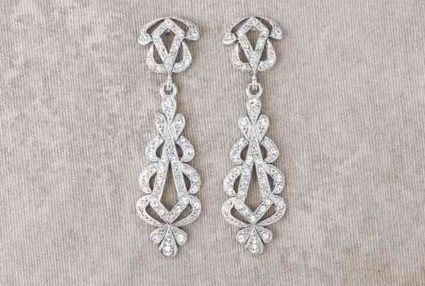 Bridal Headwear and Jewellery St. Patrick