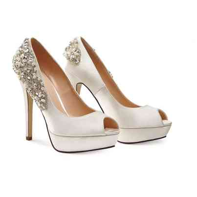 Wedding Shoes Paradox London Pink