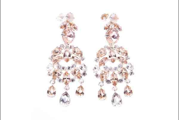 Bridal Headwear and Jewellery Nicole